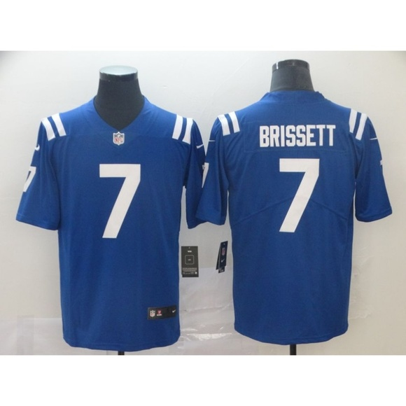 new product a32f5 05710 Indianapolis Colts Jacoby Brissett Jersey (1)